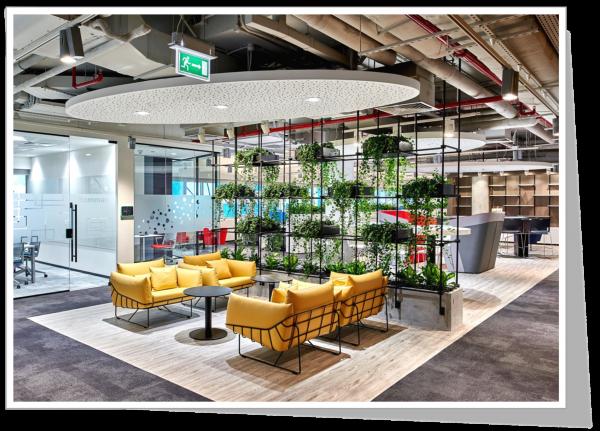 Escritório da GE em Dubai Internet City