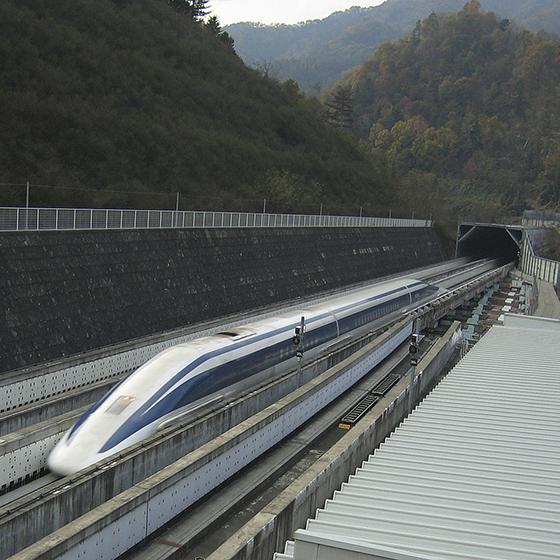 BIOMIMÈTICA: Tren-bala Japones